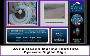 Pacific Leisure & Dynamic Digital Signs