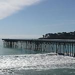 San Simeon California Pier