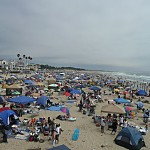 4th of July in Pismo Beach Pictures