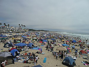 4th of July 2010 was a great day in Pismo