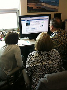 Private Social Media Class
