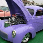 Pismo Beach Car Show Schedule for Friday 6-17-11