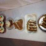 Carrot Cake Review in San Luis County